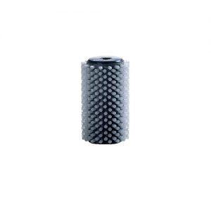 Spazzola Rotante in nylon - 12 cm