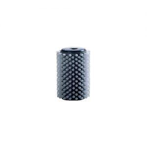 Spazzola Rotante in Nylon Morbido - 10 cm