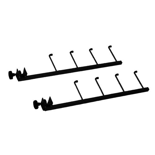 Porta sci Universale per Tavolo (2 paia alpino - 4 paia nordico)