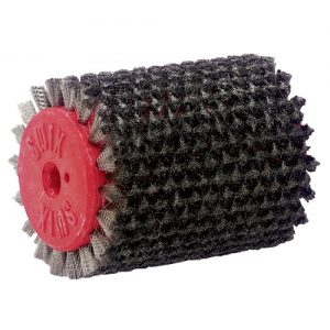 Spazzola Roto in Acciaio - 10 cm