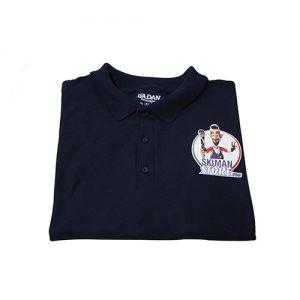 Polo Blu Skimanstore (manica corta) - s/m/l/xl/2xl