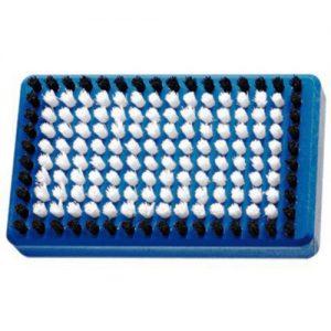 Spazzola Rettangolare in Nylon per Sciuolinatura